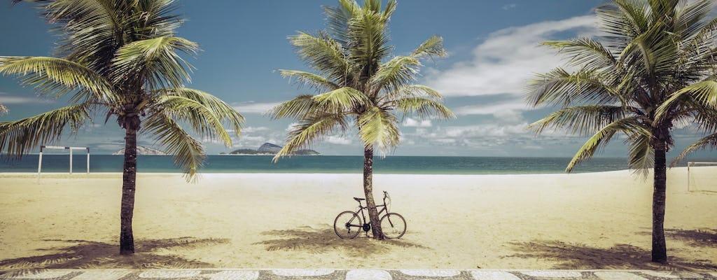 Велопутешествие из Ипанемы в Рио-де-Фрейтас