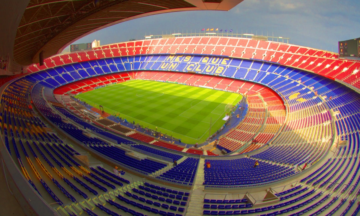 Camp Nou Experience Skip the line tickets