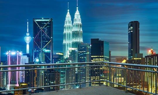 Petronas Twin Towers slaan de lijntickets over