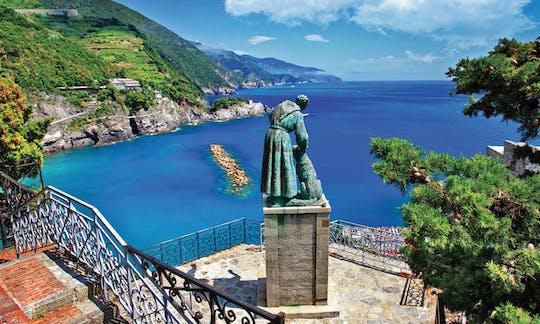 Cinque Terre and Portovenere tour from Montecatini