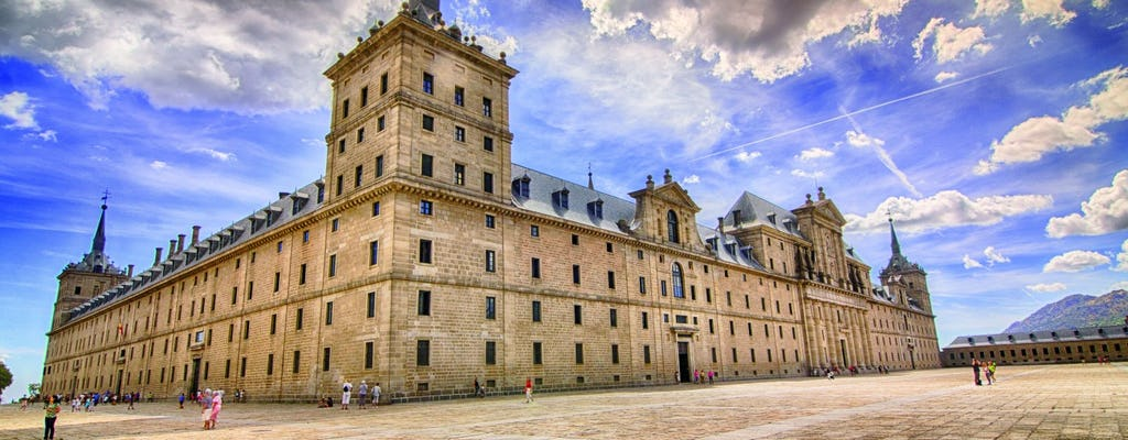 Tour da Madrid al Monastero reale dell'Escorial e alla Valle dei Caduti