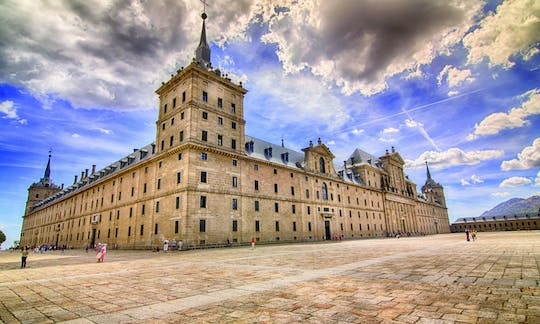 Royal Monastery of El Escorial and the Valley of the Fallen trip from Madrid