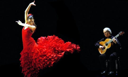 Tapas dinner and flamenco show in Valencia