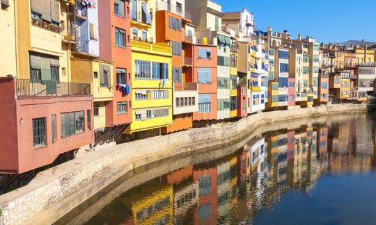 Combo tour: Girona and Montserrat from Barcelona