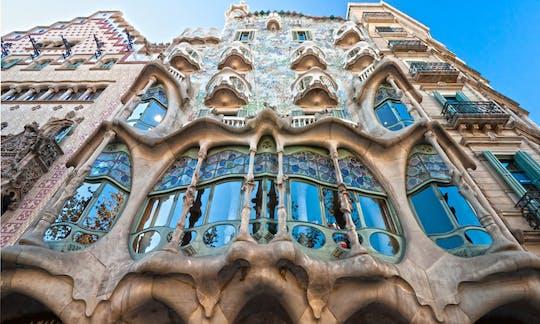 Tour Combo: Girona e Barcelona Artística o melhor de Gaudi