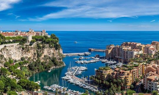Visita turística a Mónaco, Èze y la Turbie