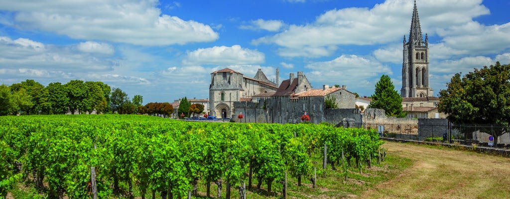Private excursion to Saint Emilion