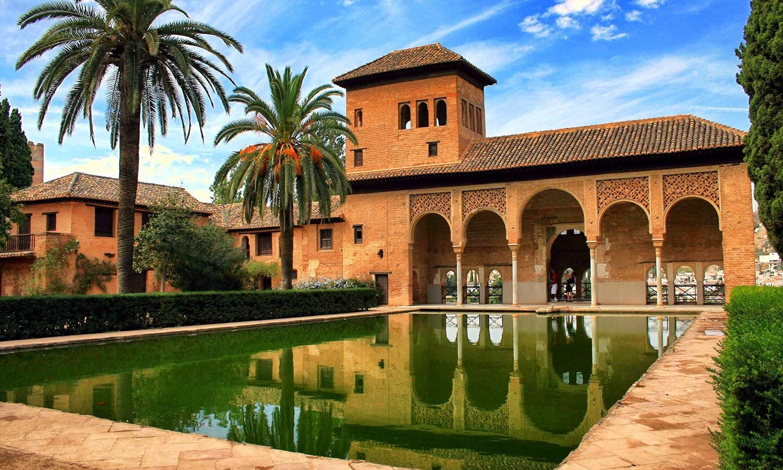 Salir de la ciudad,Excursiones de un día,Excursión a Alhambra