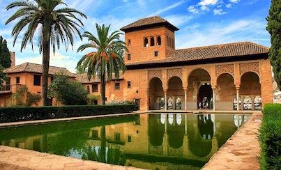 Salir de la ciudad,Excursions,Excursiones de un día,Full-day excursions,Excursión a Alhambra