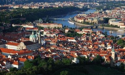 Ver la ciudad,Castillo de Praga,Castillo + Tour por Praga