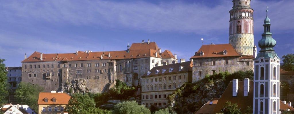 Wycieczka do Czeskiego Krumlowa i Czeskich Budziejowic