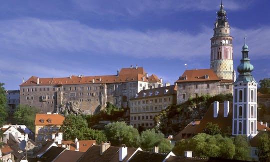 Из Праги: однодневная поезка в Чески-Крумлов и Ческе-Будеевице