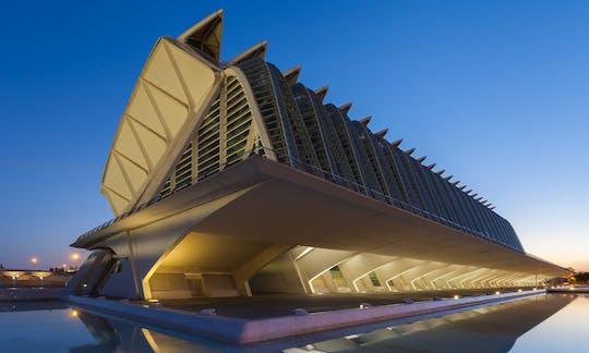 Biglietti per il Museo della Scienza Principe Felipe di Valencia