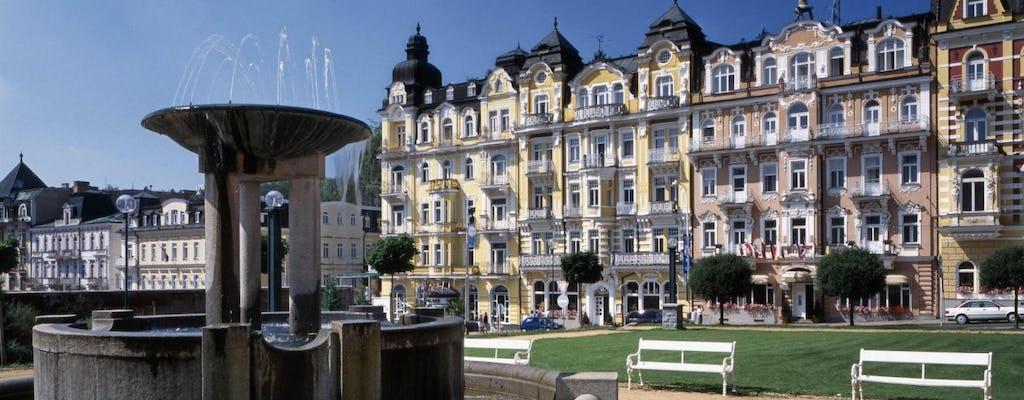 Tour di Karlovy Vary e Marianske da Praga
