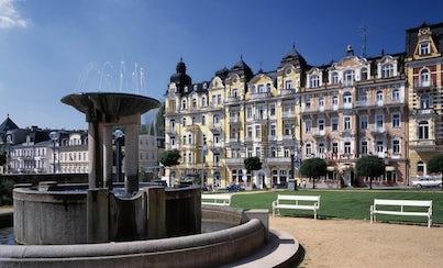 Salir de la ciudad,Excursiones de un día,Excursión a Karlovy Vary,Karlovy Vary + Marianske Lazne