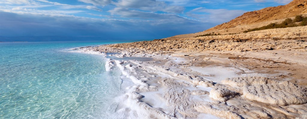 Photography tour of the desert and Dead Sea from Jerusalem