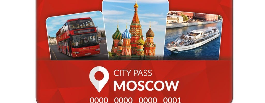 Moscow CityPass