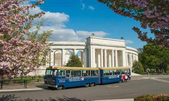 Arlington Cemetery und Höhepunkte ganztägige Tour