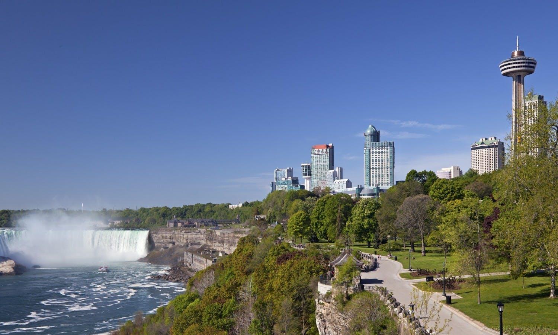 Niagara Falls from the Skylon Tower