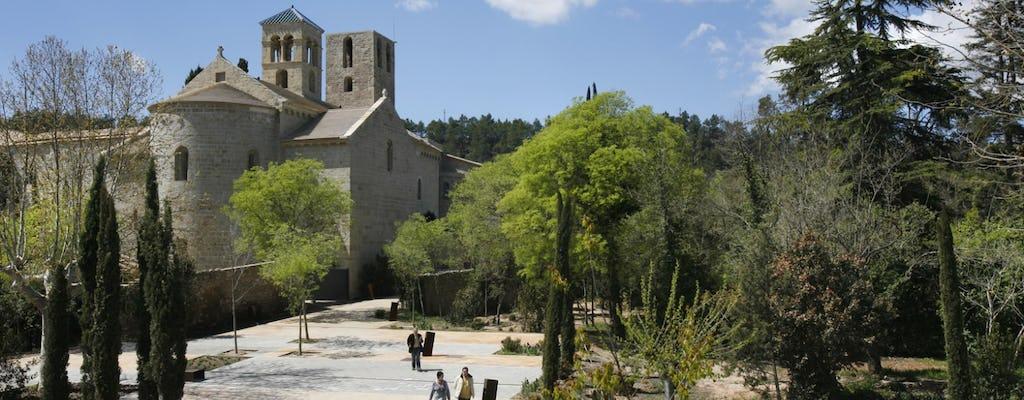 Visita al monasterio de Sant Benet de Bages