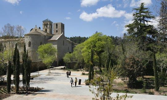Besuch des Klosters Sant Benet de Bages