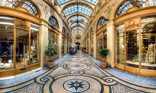 Tour a piedi dei passaggi segreti coperti di Parigi
