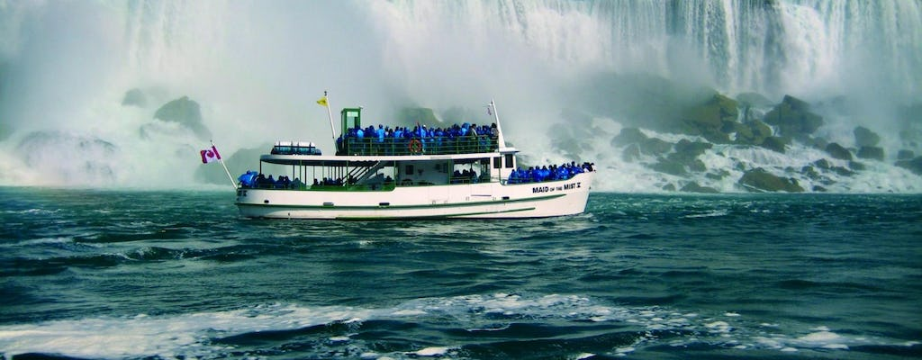 Niagara Falls Maid in America tour