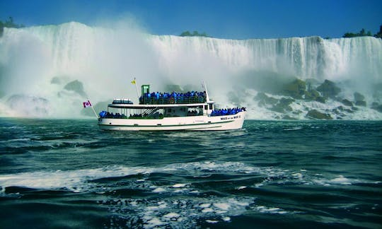 Niagara Falls Maid in America tour from Niagara USA
