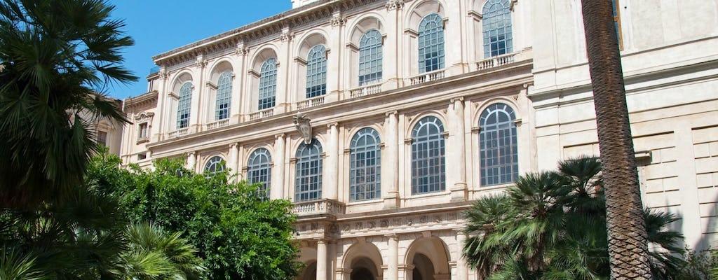 Bilhetes Galleria Corsini