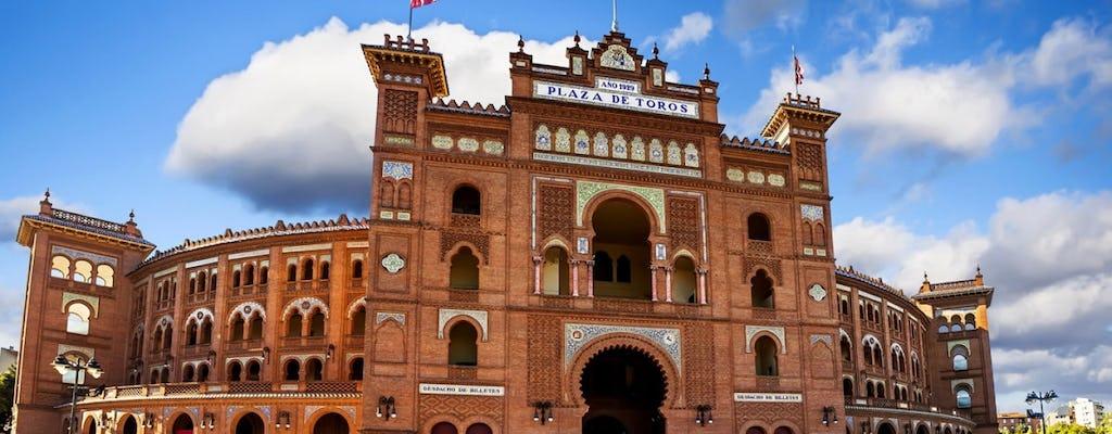 Las Ventas bullring and museum visit with audio guide