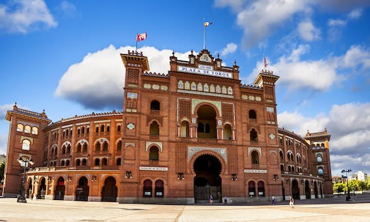 Las Ventas bullring and museum visit with audio guide