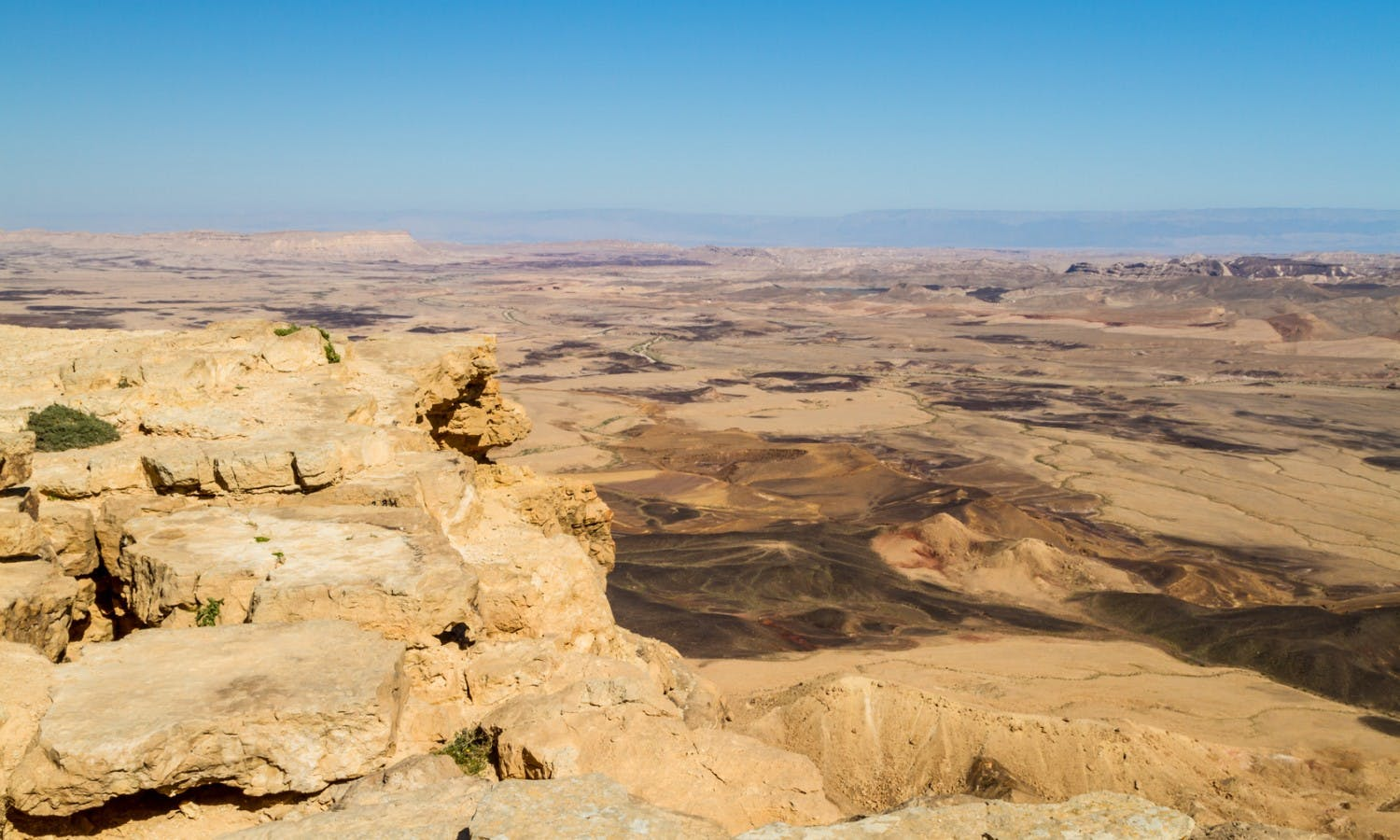 Private day tour from Tel Aviv: Negev and the Beersheba region