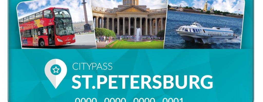 Sankt Petersburg CityPass