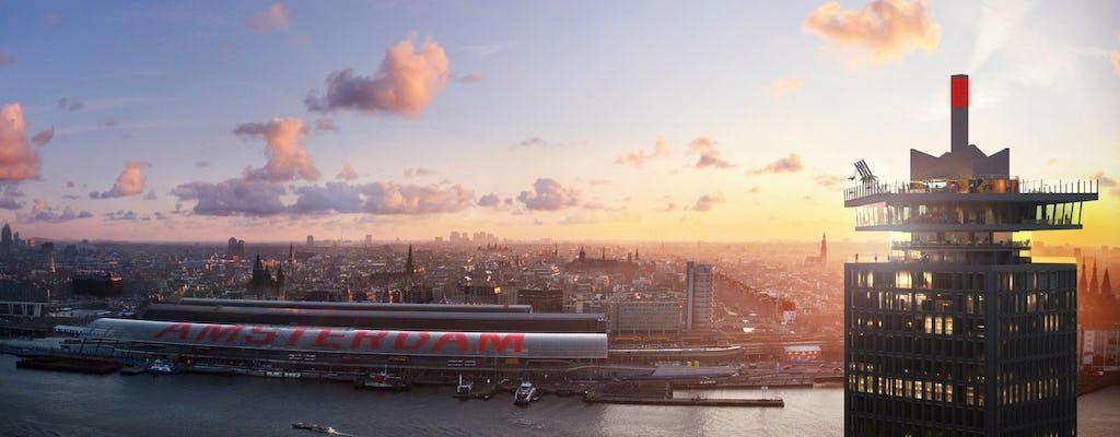 Амстердам: срочный билет на обзорную экскурсию по Амстердаму