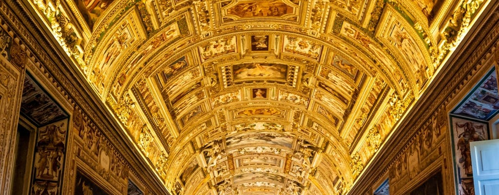 Vatican Museums entrance tickets with exclusive VIP No Wait Access