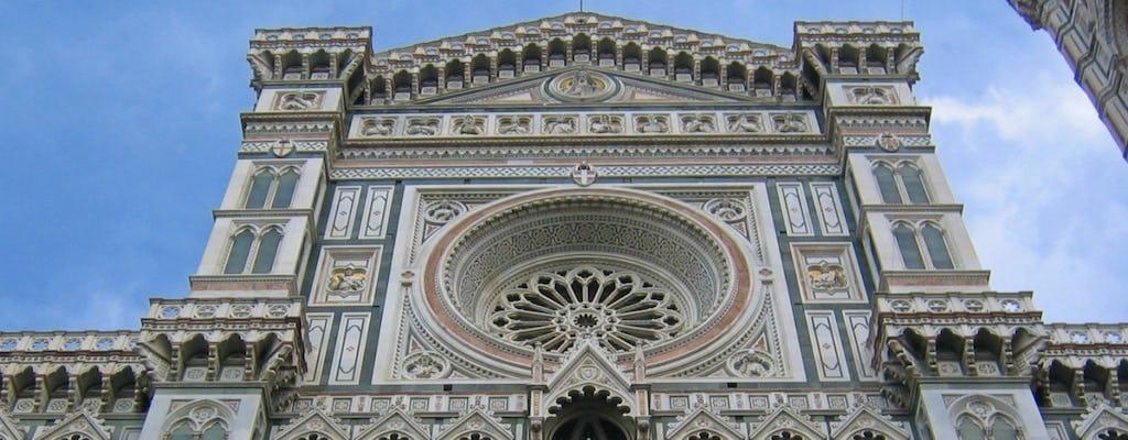 Tour a pé de metade de um dia em Florença