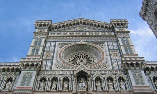 Florence half-day walking tour