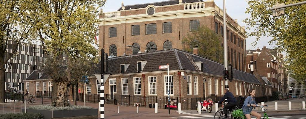 Амстердам Еврейский культурный вход четверть билета