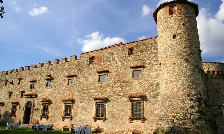 Ver la ciudad,Salir de la ciudad,Gastronomía,Tours históricos y culturales,Excursiones de un día,Comidas y cenas especiales,Tours enológicos,Excursión a Chianti