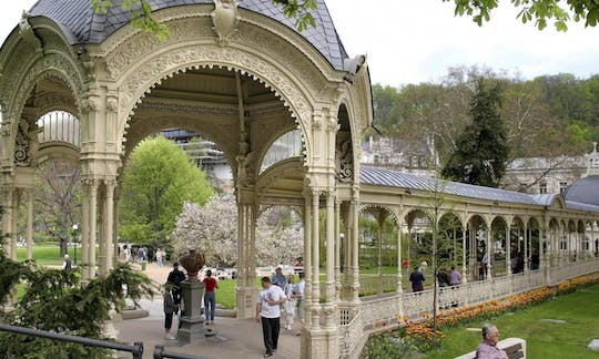 From Prague: Karlovy Vary day trip