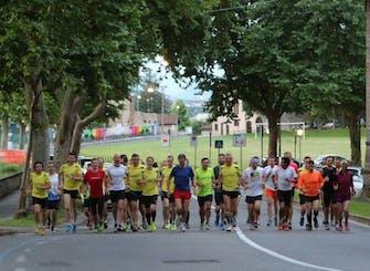 Running tour a Bergamo