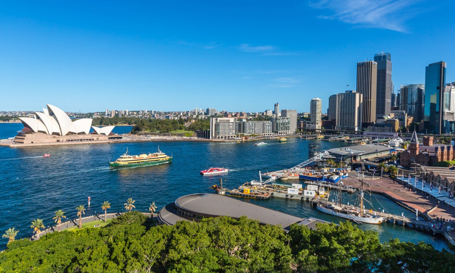 Sydney Flexi Attractions Pass for 3 or 5 attractions