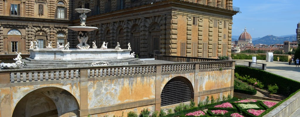 Pitti Palace tour: the magnificence of the Medici dynasty