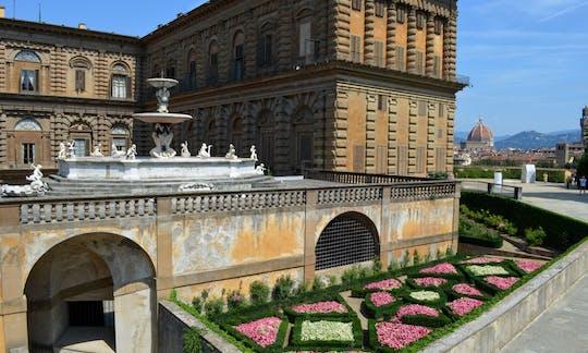 Rondleiding door Palazzo Pitti: de pracht en praal van de Medici-dynastie