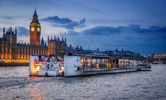 Ужин-круиз по Темзе