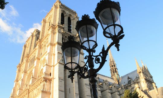 Sainte Chapelle and Notre-Dame towers skip-the-line tickets