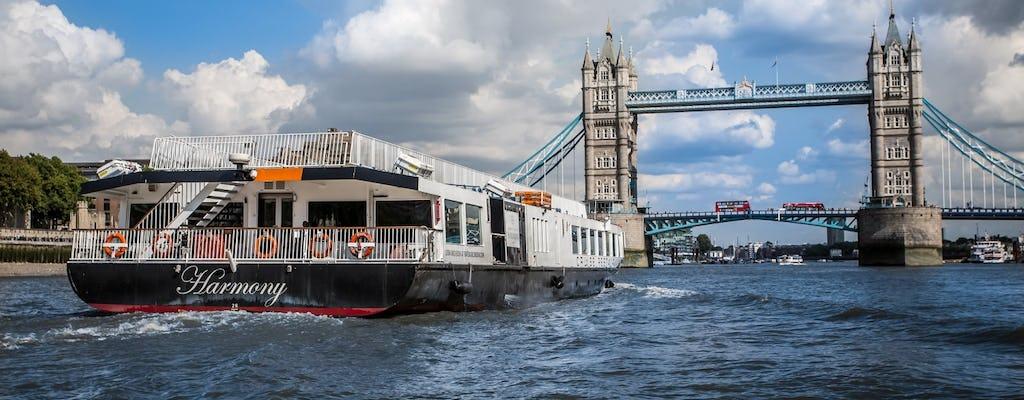 Rejs po popołudniowej herbacie Thames River
