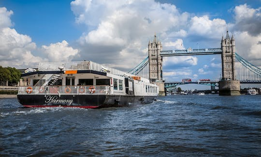 Afternoon Tea cruise on the River Thames