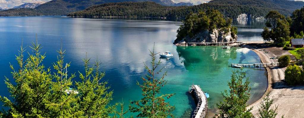 Puerto Blest and Cantaros Falls full-day tour from Bariloche