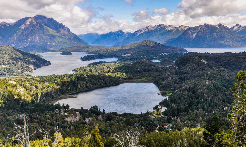 Circuito Grande Bariloche : On the shores of lago nahuel huapi bariloche